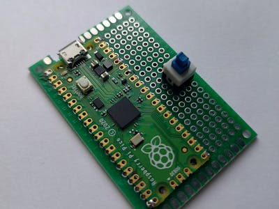 Hardware Boot Select Switch Using Pico
