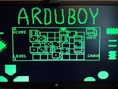 Arduboy Home
