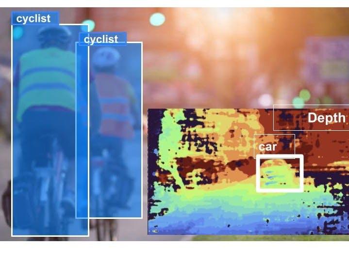 HapticCV: SpatialAI & Haptic Stimulus Based Cycle Assistance