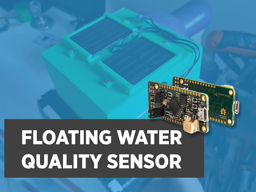Floating Water Quality Sensor