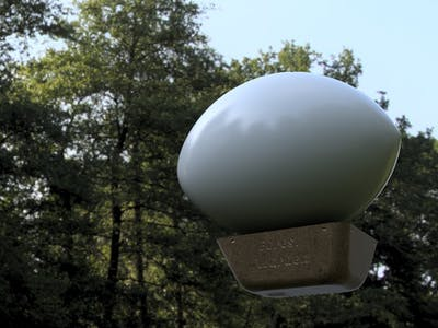 Forest Warden Blimp : from a dream to a prototype