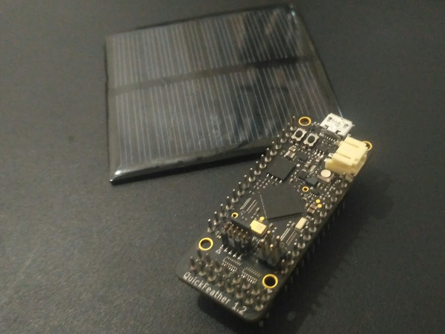 Predicting Solar Panel Voltage output with AI