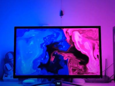 Luciferin ambient light software/firmware