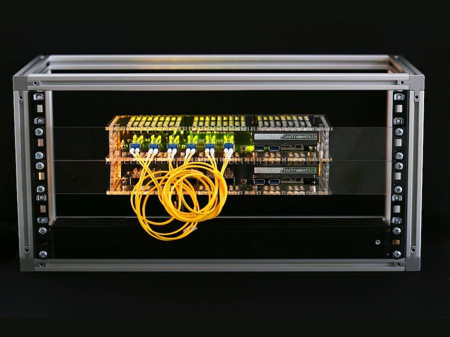 Network programmability kit for Ultra96