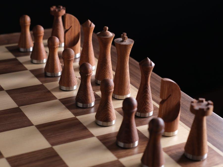 Phantom - Making My Own Automatic Chessboard