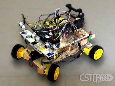 CSMA CAR v3.2.13