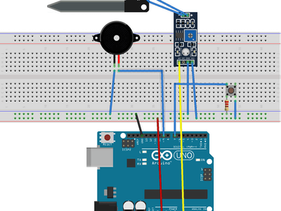How to build Arduino Water Detector Alarm