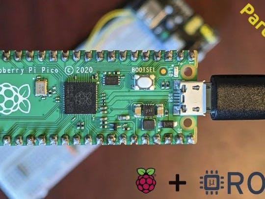 Jérémie Deray Showcases micro-ROS on the Raspberry Pi Pico with a Sonar Sensing Tutorial
