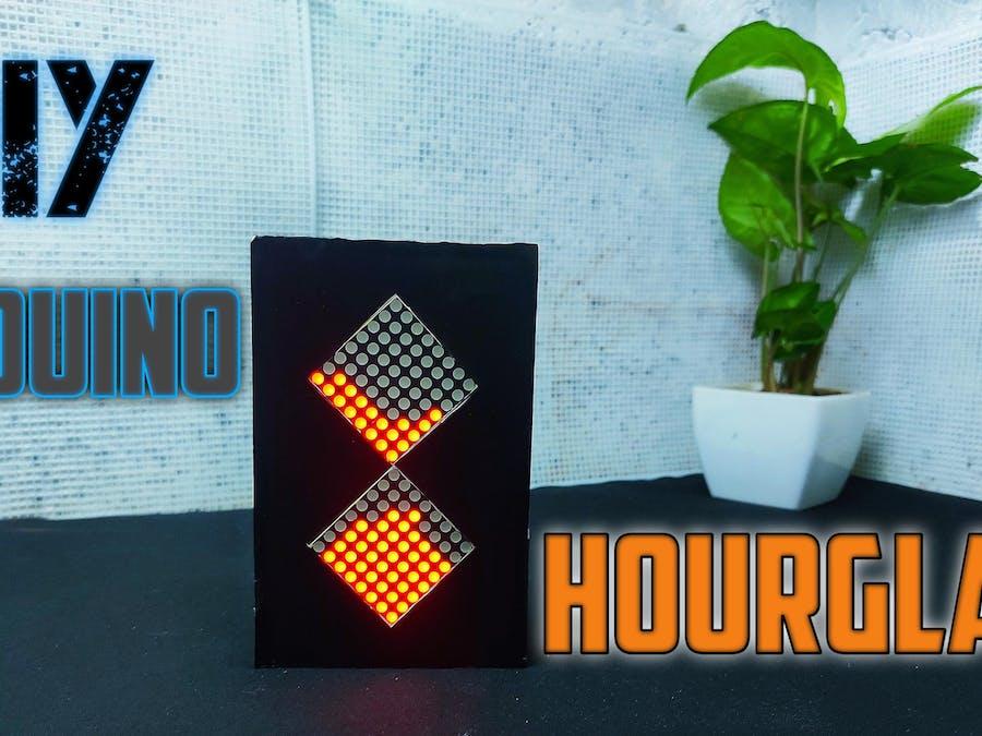 Hourglass Using Arduino
