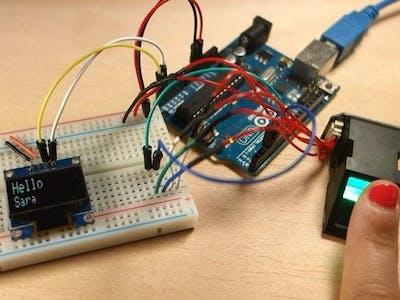 How to Make a Arduino Fingerprint Sensor?