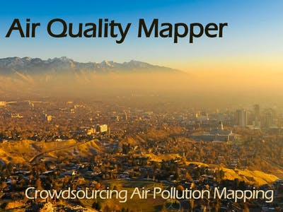 Air Quality Mapper