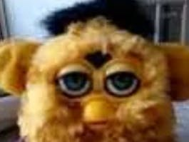 Furby - Hacked, Hot Wired and Channeling Cartman