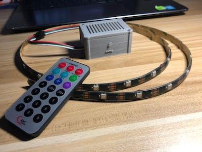 Programable LEDstrip Module 1.0, 2.0
