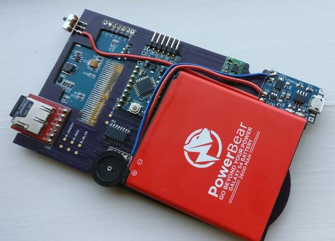 Assembled Electronics, Rear