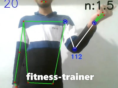 AI- Personal Fitness Trainer