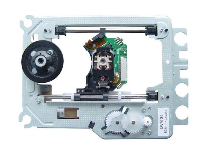 DVD PICK-UP Mechanism