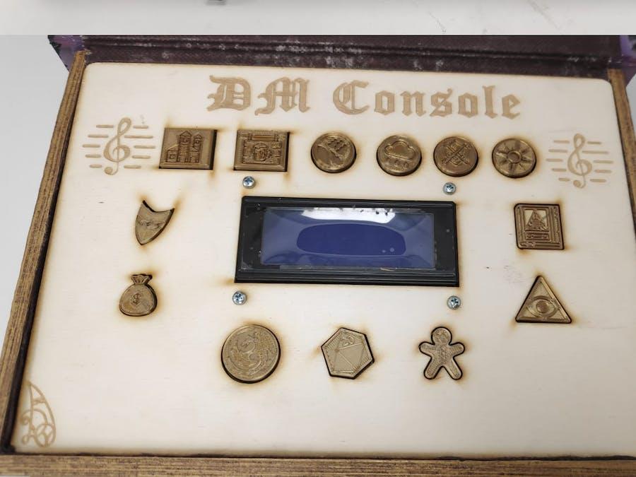 DM Console (D&D)