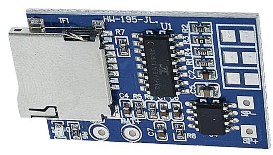 HW-195-JL - MP3 player module
