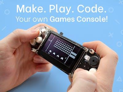 8BitCADE XL - An Educational DIY Game Console