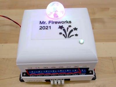 Easy Firework Firing System