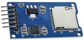 Micro SD TF Card module