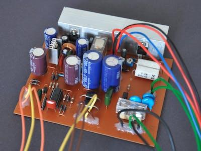 12V Uninterruptible Power Supply
