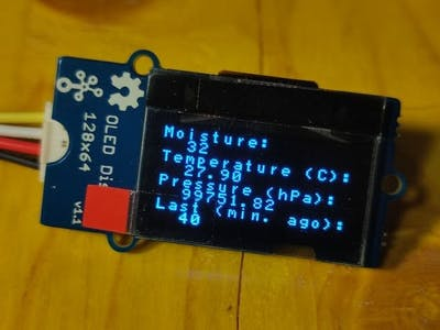 Home Gardening Automation with MKRZERO