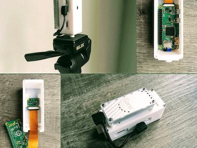 Maple Syrup Pi Camera