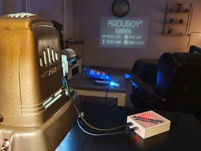 Arduboy Projector