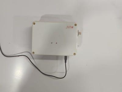 Web-Server based IoT Door Lock System