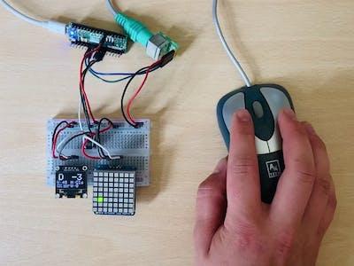 Arduino MIDI Mouse Controller