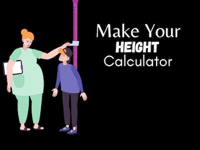 Calculate You Own Height Using Arduino