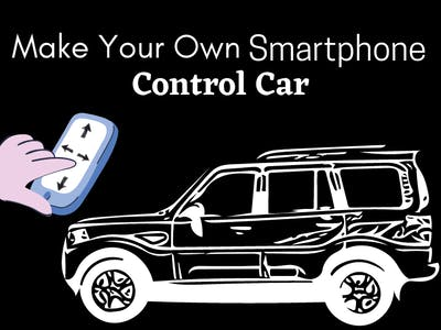 How To Make A Bluetooth Controlled Car Very Easily
