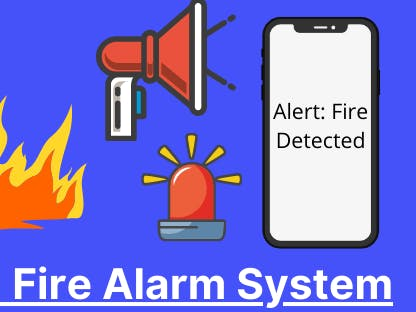 IoT Based Fire Alarm System Using NodeMCU ESP8266