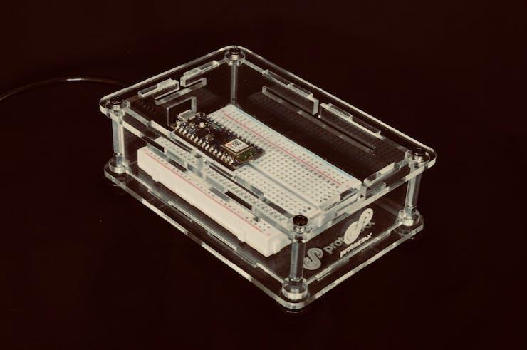 ProtoStax Enclosure for Breadboards/Custom Boards