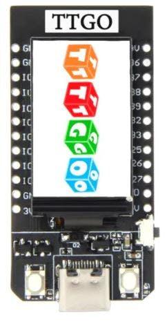 Figure 8: LILYGO TTGO T-Display (Image: http://www.lilygo.cn/prod_view.aspx?TypeId=50033&Id=1126&FId=t3:50033:3)