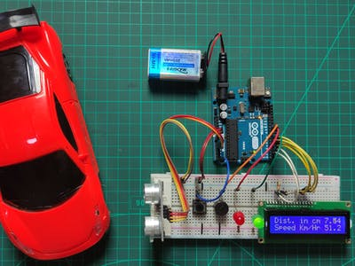 Vehicle Speed Measurement