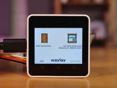 Home Security System - Waylay IO