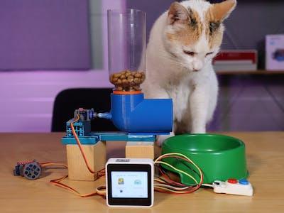 Smart Pet Feeder - Waylay IO