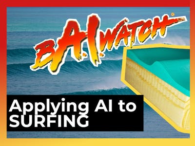 bAIwatch, deep learning and surf