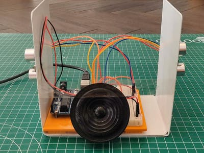 Theremino: a theremin made with Arduino