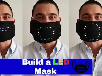 LED Mask (with Arduino)