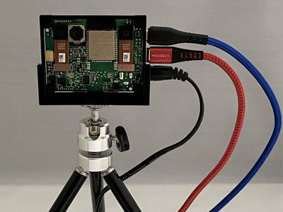 AI Enhanced Security Camera