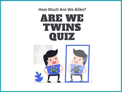 How Much are We Alike?