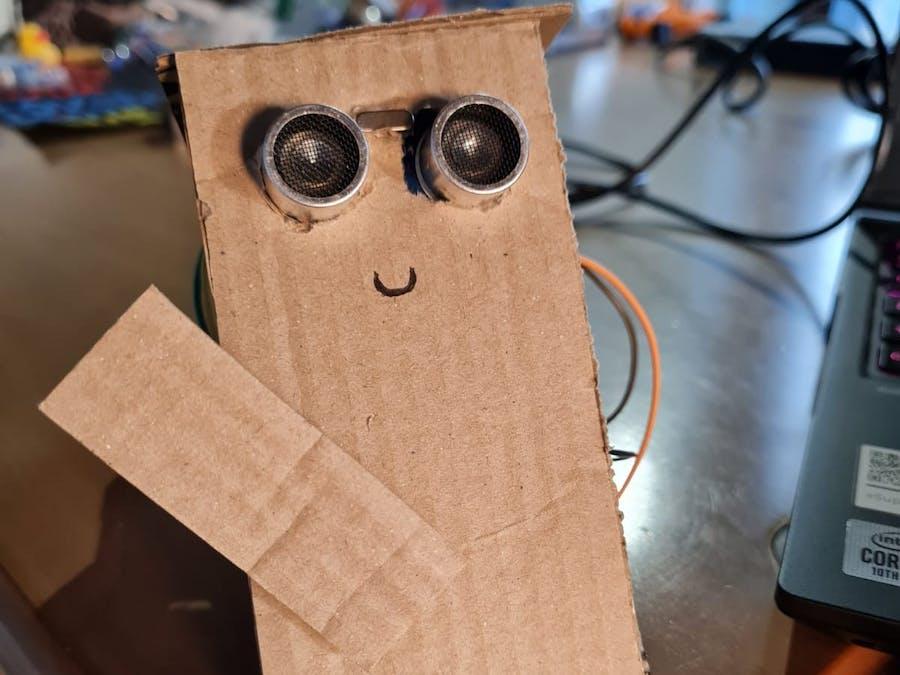 A robot friend