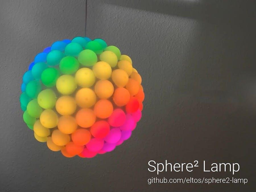 Sphere² Lamp