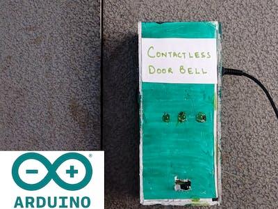 Contactless Door Bell (Covid-19 Special)