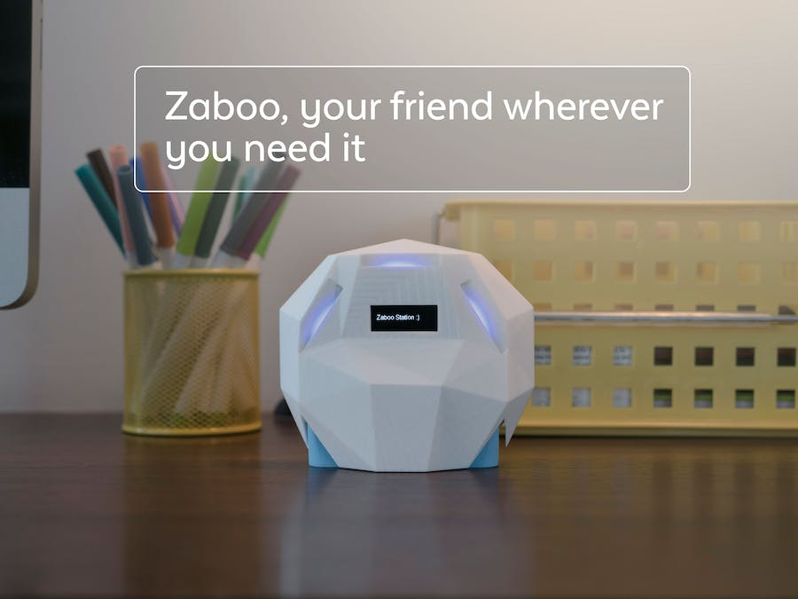 Zaboo | Your friend wherever you need it