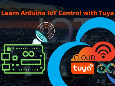 Getting Started With Arduino IoT Control With Tuya