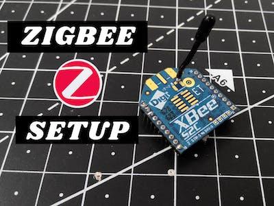 Xbee/Zigbee Setup with Arduino and NodeMCU